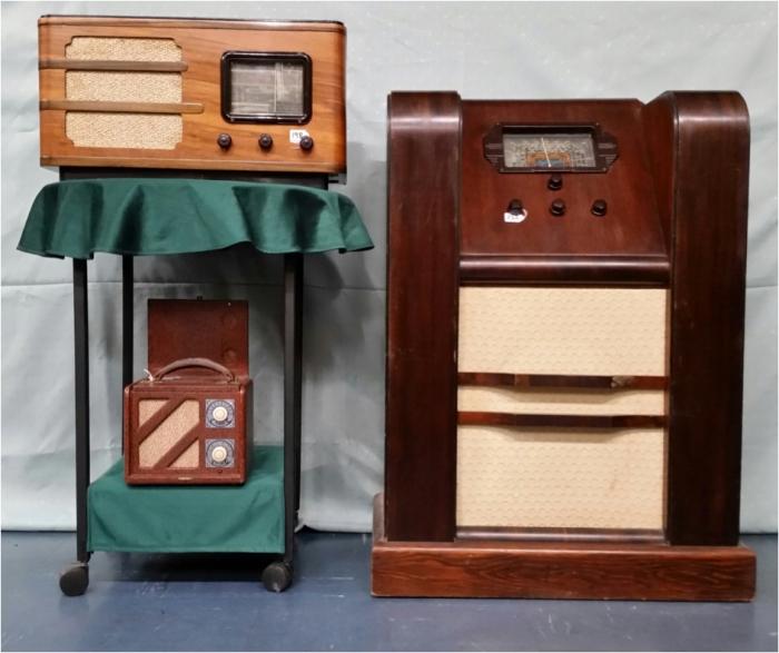 Tas radios